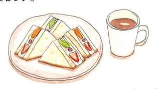【レシピ】食パンでかんたん「フルーツサンド」映えるカット方法も解説!