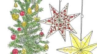生木のツリーも!「IKEA」で揃うクリスマスの注目アイテムは?