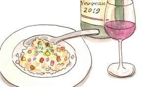【かんたんレシピ】「サツマイモとベーコンのチーズリゾット」優しい甘味と塩気が絶妙!