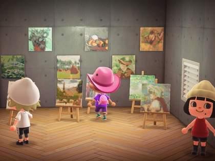 箱根とおうちでアートに親しむ! #あつ森 でも楽しいポーラ美術館