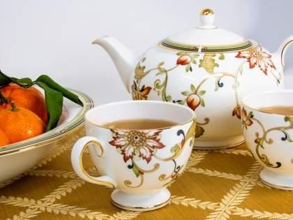 【天才すぎる!】北欧ティーカップでお茶を淹れる面倒を即解決