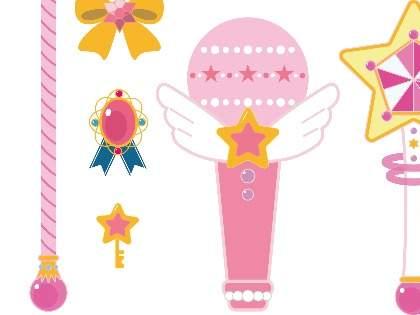 【セリア】「CCさくらちゃんの星の杖にセラムン…ぽい?  」「マジカルステッキ」ピックがセーラームーン風で超売れてる(1/2)