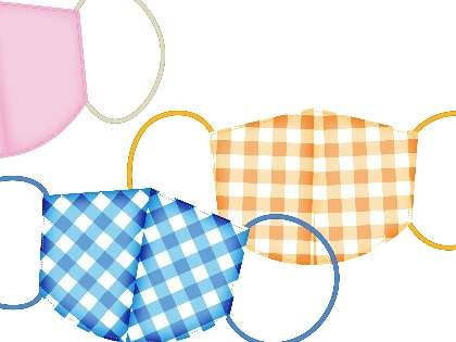 【100均】「挟むだけ‼️」「裁縫作業一切ナシ」ダイソー・キャンドゥ・セリア「帽子クリップ」「マルチクリップ」で、なんでもマスクのみんなのアイデアがスゴイ(1/2)