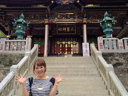 【最後まで読んだら良いことあるかも】関東一のパワースポット三峯神社