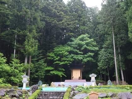世界最古!?今最も話題の神社「不二阿祖太神宮」