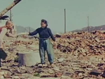 【カラーで見る】原爆投下7ヵ月後の広島が衝撃的すぎる