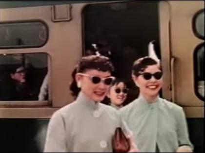 【約60年前】お洒落お姉さんたちが旅する、昭和33年の茨城県の観光映像が面白い