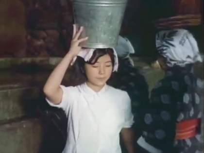【昭和30年代の奄美】カラーで見る極貧から抜け出した約55年前の日常