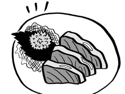 隠れたスゴいやつ!お刺身の「食用菊」の正しい食べ方