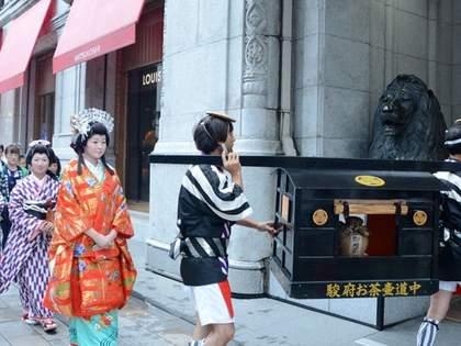 【まさにお茶一色】三越日本橋本店のお茶イベントが本気すぎ!