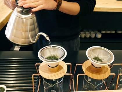 日本茶の新スタイル!ハンドドリップ日本茶カフェ「東京茶寮」がクールでカッコいい