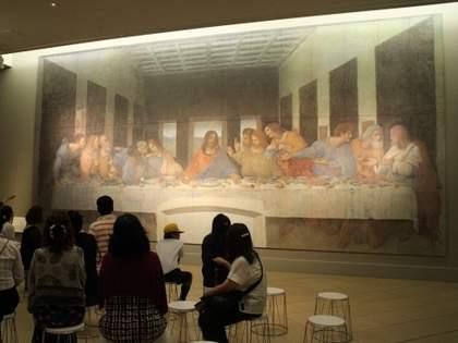 君は「行ってよかった美術館ランキング」1位の大塚国際美術館を知っているか。