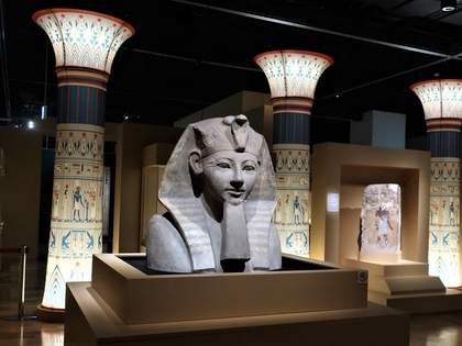 【スフィンクス奇跡の来日!】古代エジプト神話の世界を見てきた。