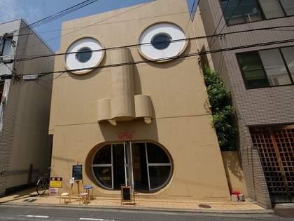 【京都】あの「顔の家」の口の中にまさかの「ショップ」がオープン