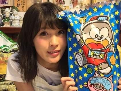 【PASSPO☆藤本有紀美】BIGサイズお菓子を使ってLサイズなお菓子リュックを作る